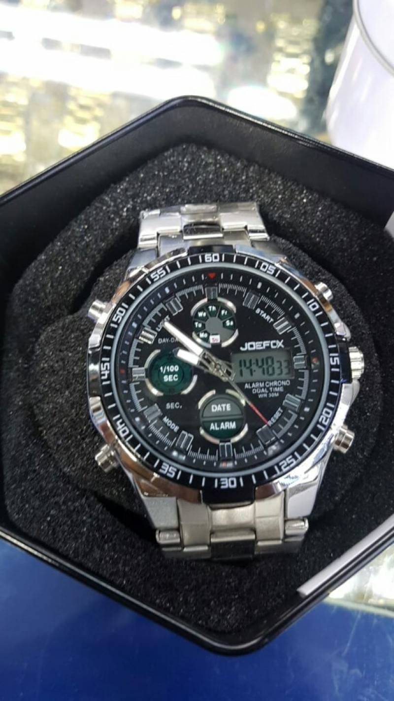 minorista online mejor proveedor estilo moderno Compra Reloj JOEFOX desde $75,000 en linea   CD-shopping
